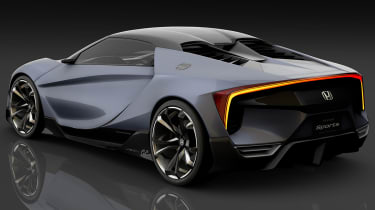 Honda Sports Vision Gran Turismo rear