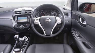 Nissan Pulsar 1.5 dCi Tekna interior