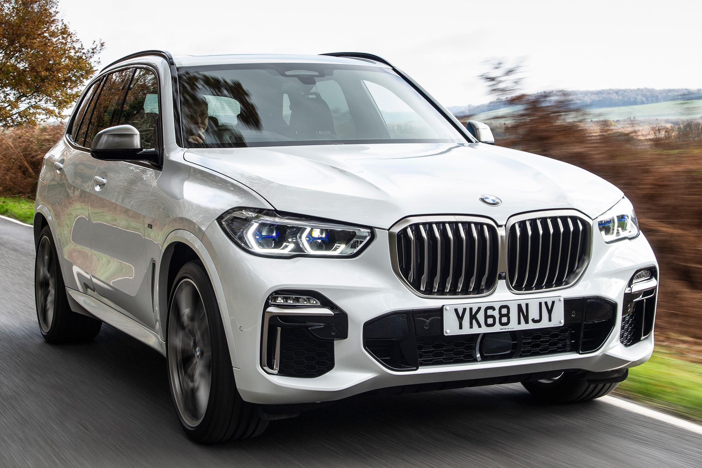 New Bmw X5 M50d 2019 Review Auto Express
