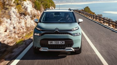 Citroen C3 Aircross - full front
