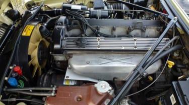 Minder Cars - Daimler engine