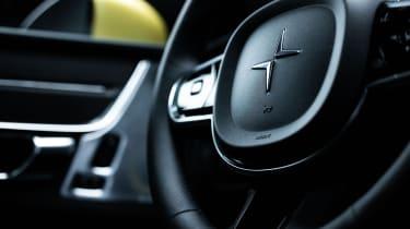 Polestar 1 special edition - interior