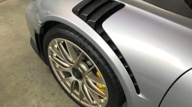 Porsche 911 GT2 RS - Goodwood detail