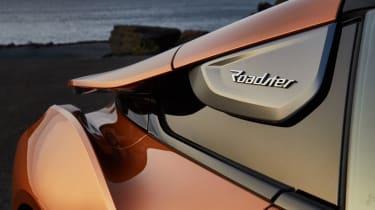 BMW i8 Roadster - detail