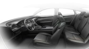 2018 Honda Insight interior