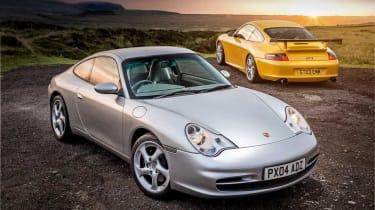 OCTANE - Porsche 996
