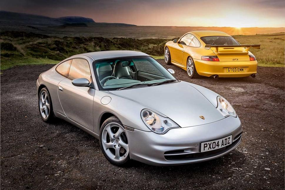 Porsche 996 Is Now The Time To Buy This Bargain 911 Auto Express