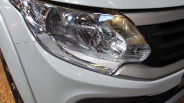 Fiat Fullback pick-up - show headlight