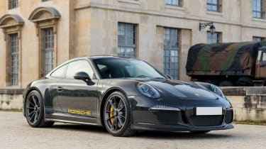 RM Sotheby's 2017 Paris auction - 2016 Porsche 911 R front