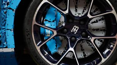 Lego Bugatti Chiron - wheel