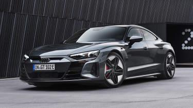 Audi RS e-tron GT - front static