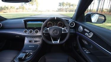 Mercedes-AMG E 63 S interior