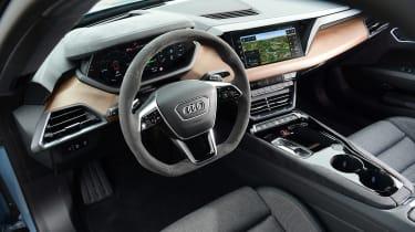 Audi e-tron GT - dash