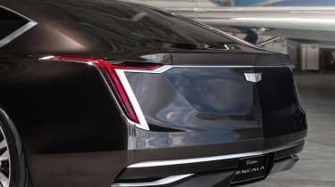 Cadillac Escala concept - rear