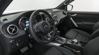 Brabus X-Class interior