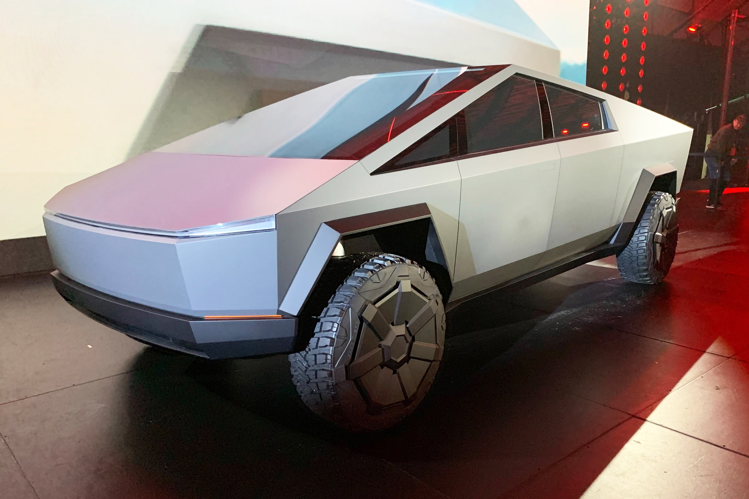 Tesla Cybertruck Unlikely To Come To Uk But A Smaller Version Could Auto Express