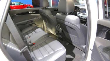 Kia Sorento - Frankfurt rear seats