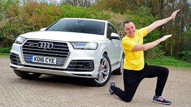 Audi SQ7 long-term second report - header