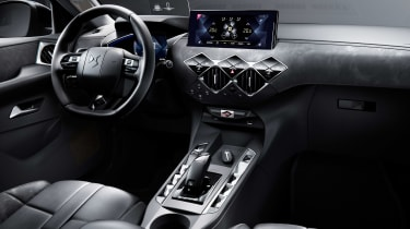 DS 3 Crossback - interior