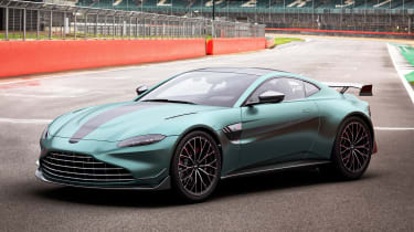 Aston Martin Vantage F1 Edition - front