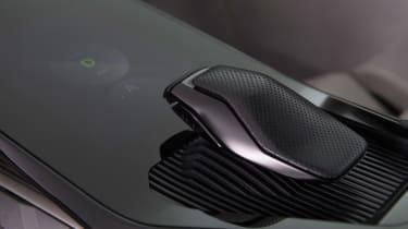 Peugeot Instinct Concept - controls