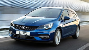 Vauxhall Astra Estate - front