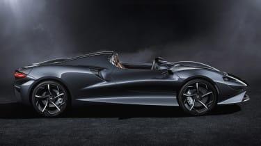 McLaren Elva - side