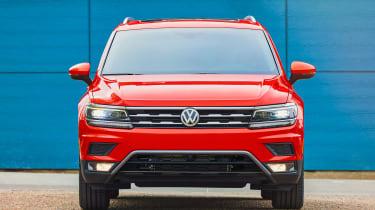 Volkswagen Tiguan Allspace - full front static