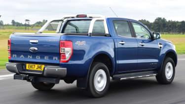 Ford Ranger - rear quarter