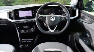 Vauxhall Mokka-e -dash