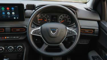 Dacia Sandero Stepway - dash