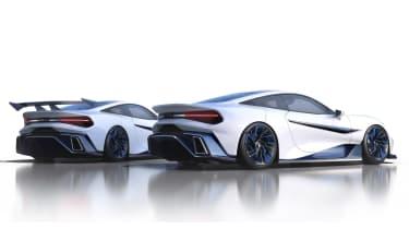 Naran Automotive Naran - rear twin