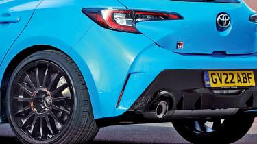 Toyota GR Corolla - rear detail (watermarked)