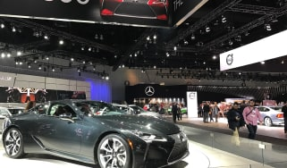 2016 LA Motor Show - Lexus