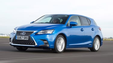 Most reliable used cars 2021 - Lexus CT