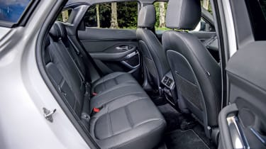Jaguar E-Pace - rear seats