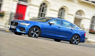 Volvo S90 long-term - second report front