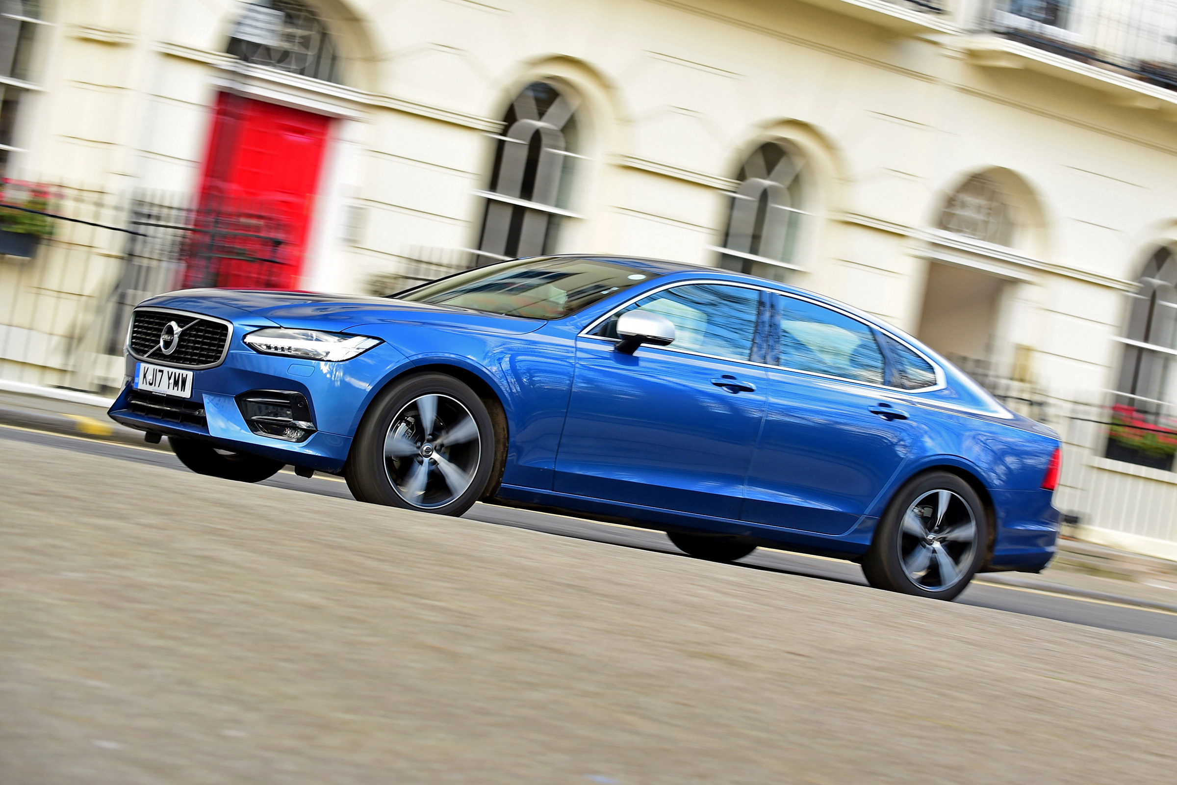 Long Term Test Review Volvo S90 Auto Express