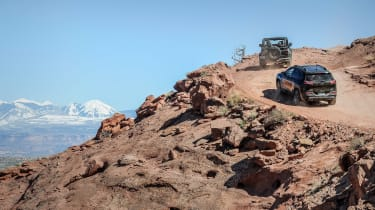 75 years of Jeep - convoy 2