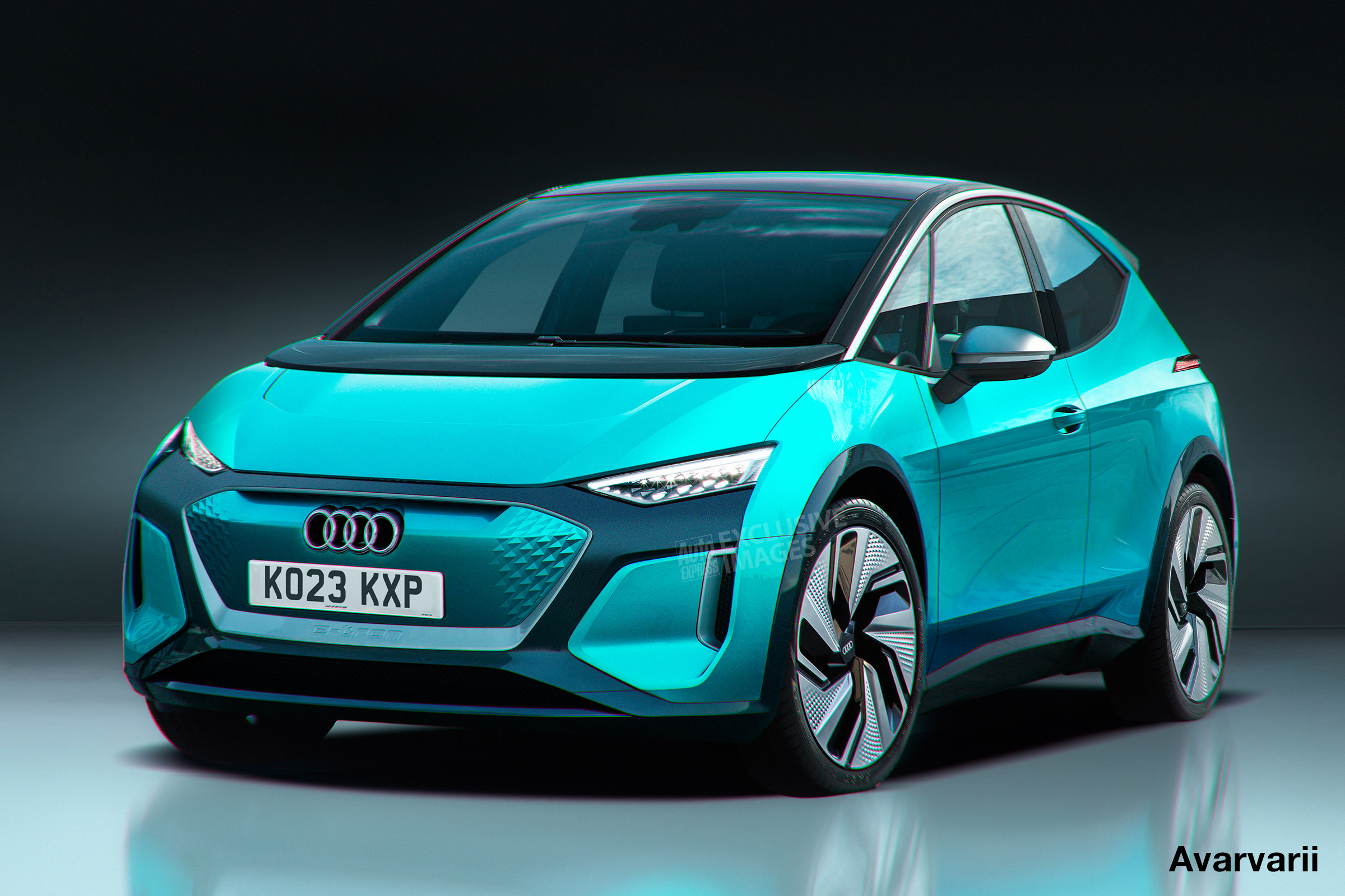 New Premium Audi Electric Supermini On The Way Auto Express
