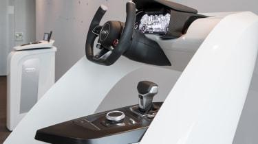 Audi Virtual Dashboard - demo model V. Cockpit