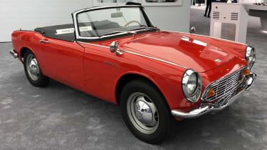 old Honda - LA Motor Show