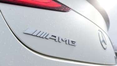 Mercedes-AMG CLS 53 - AMG badge