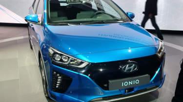 Hyundai Ioniq autonomous concept - show