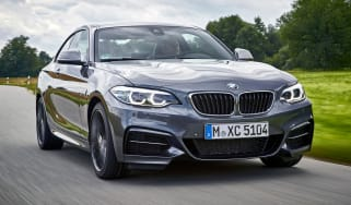 BMW M240i Coupe facelift review - front