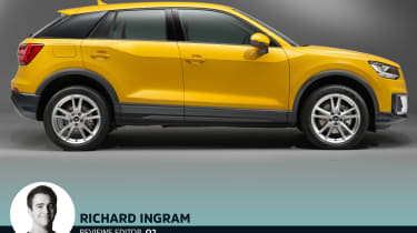 Which Audi Q are you? - Richard Ingram Audi Q2