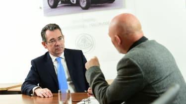 Best of British - Lotus - interview Jean-Marc Gales
