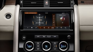 Land Rover Discovery 2017 - official incontrol touch pro 3