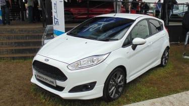 Ford Fiesta ST-Line - Goodwood FoS