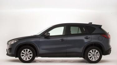 Mazda CX-5 used - side